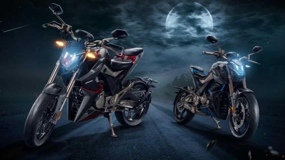 125-кубовые мотоциклы Zontes