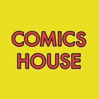 """Логотип """"Comics House""""/ Комиксы и подарки/Самара"""