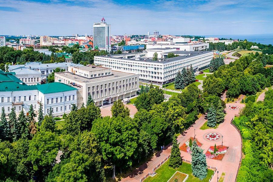 Ульяновск. Городские экскурсии