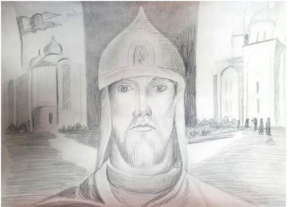 Якутская епархия подвела итоги конкурса «Александр Невский: воин, князь, святой», изображение №16