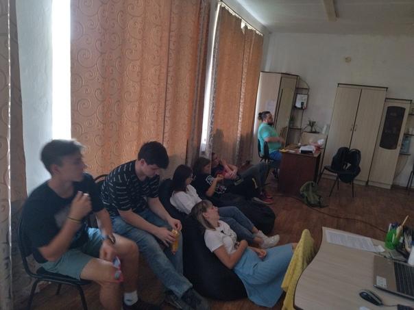 Вчера, 21 июля, состоялась первая встреча обновленного клуба