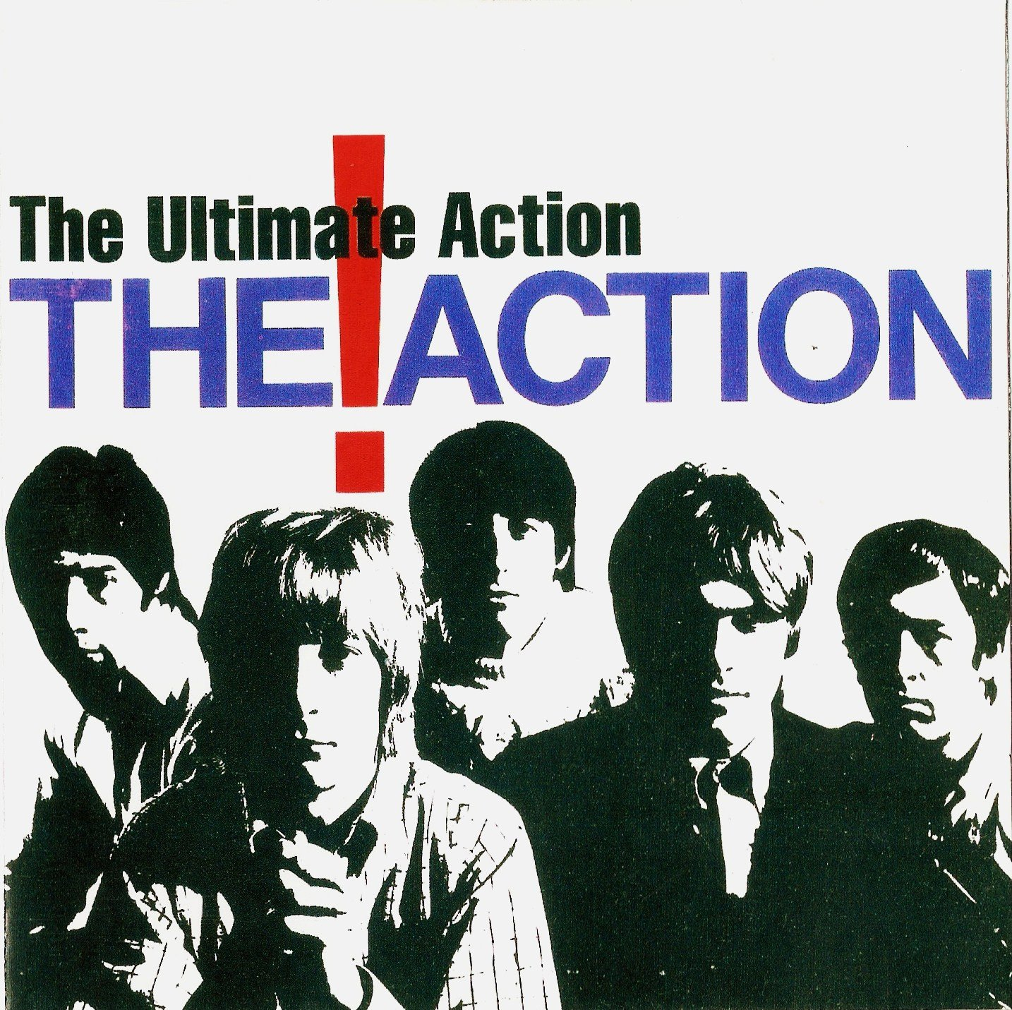 The Action album The Ultimate Action