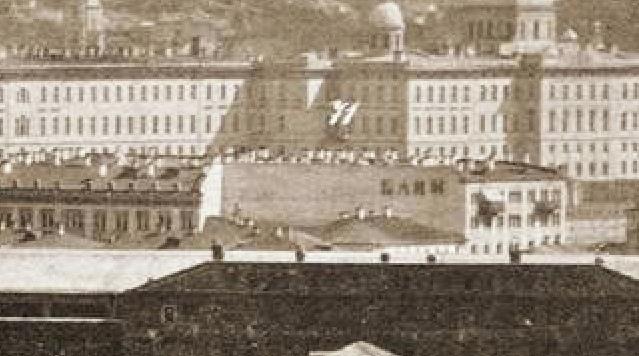 Москва без людей в 1867 году. Где все люди?, изображение №56