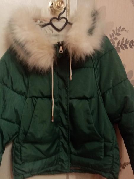 Продам куртку зимнюю в отличном состоянии 46 раз. ...