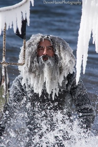 Когда плавали зимой