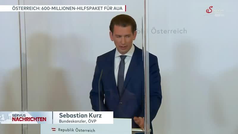 Geisteskranke Politik in Österreich 8.Juni - Servus Nachrichten Servus TV