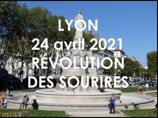 LYON 24.04.21 🕊 avec Francis Lalanne, Barrueco, Richard Boutry, Manu, Quentin & Chloé F.