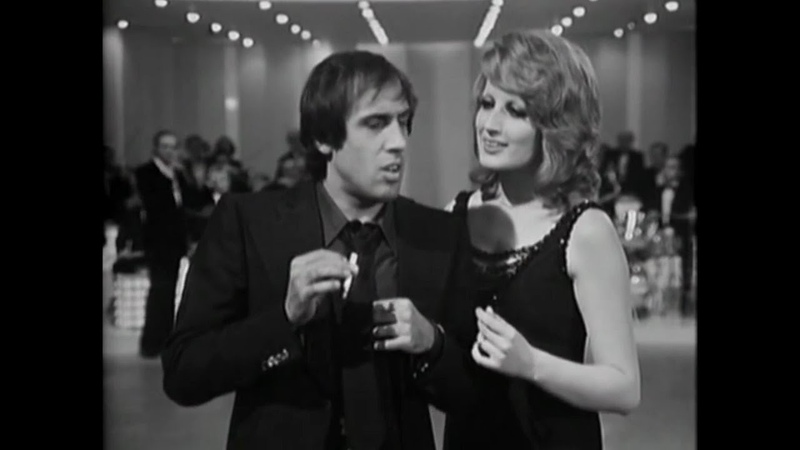 Mina e Adriano Celentano Parole parole parodia 1972