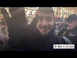 #6février Paris, la police fait monter les tensions (et vous salue bien bas)