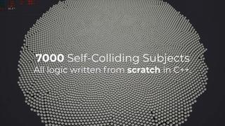 7000 Subjects – Apparatus ECS