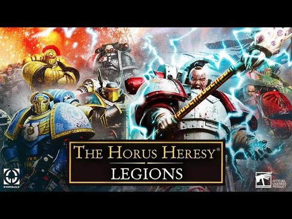 The Horus Heresy Legions TCG card battle game скачать последнюю версию игры андроид на Tubtivi