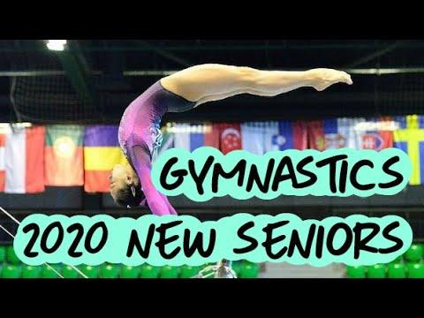 Gymnastics 6 Amazing 2020 New Seniors