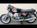 😎 Moto Guzzi 1000S - Итальянский Жеребец 🔥!