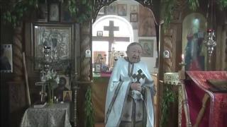 В защиту о.Сергия (Романова) - Старец Рафаил (Берестов).