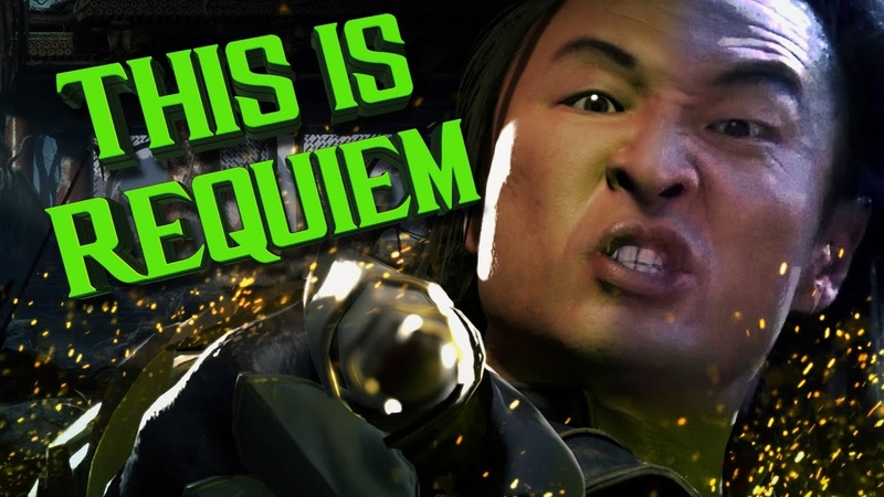 Shang Tsung is EZ [Remastered]