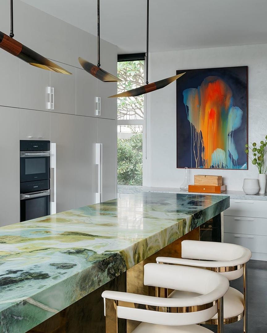 Dylan Farrell Design: семейный дом за три месяца