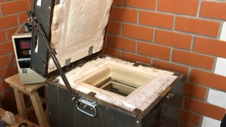 🍯 Печь муфельная самодельная для обжига керамики за 15 тысяч Николай Яценко Волшебство керамики