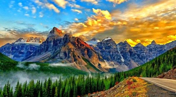 Живые Обои Горы