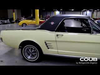 1966 Ford Mustang Ranchero