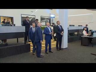 Открытие ЦКАД в Новой Москве