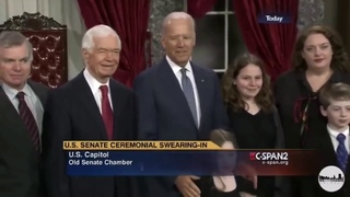 Creepy Joe Biden - Little Girls