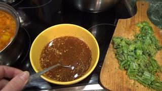 Супчик овощной,целебный для тяжело больных людей.#суп#целебный#овощной_для_тяжело_больных