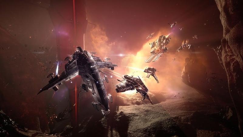 EVE Online Omega 2019 Dominix и Tornado против Триглавов