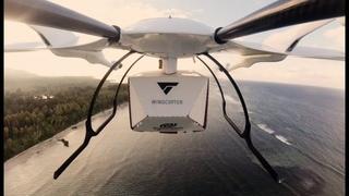 Wingcopter Vaccine Delivery in Vanuatu