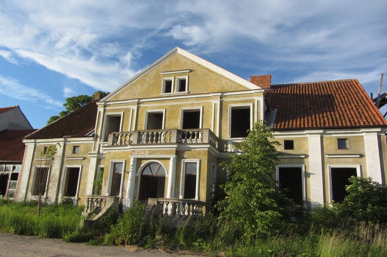 Поместье Жиляйтшен, место смерти Барклай-де-Толли