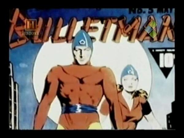 Super Heróis Sem Máscara Documentário do History Channel