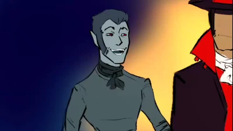 Lupin III vampire AU