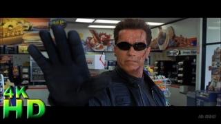 Терминатор на заправке в магазине. Следи за рукой! Терминатор 3 (2003) ► HD 4K