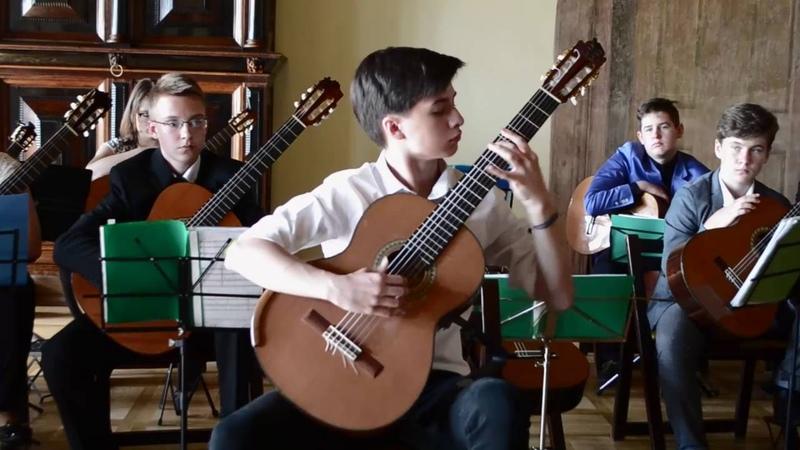"""Marcin Patrzalek Nicolo Paganini """"Caprice No 24"""" El Colibri Sagreras"""