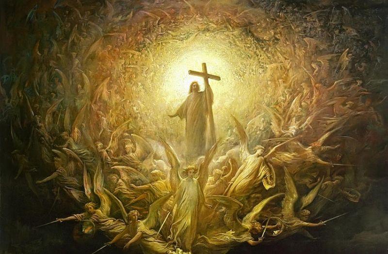 Христианская религия, это из видов эгрегоров!