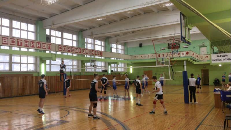 Live Мальчики волейбол Архангельск 2004 2005