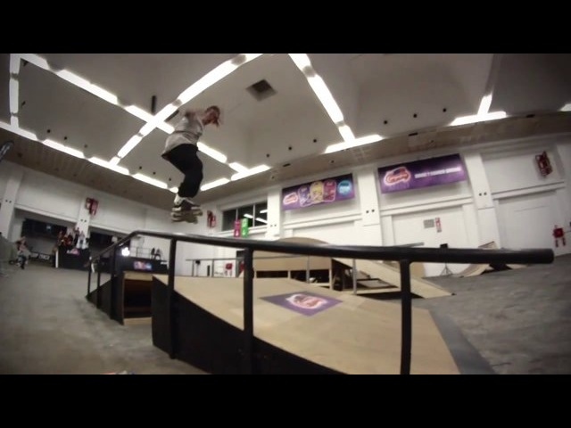XD YOUNG FEST Roller Park Pro Contest by Ungravity