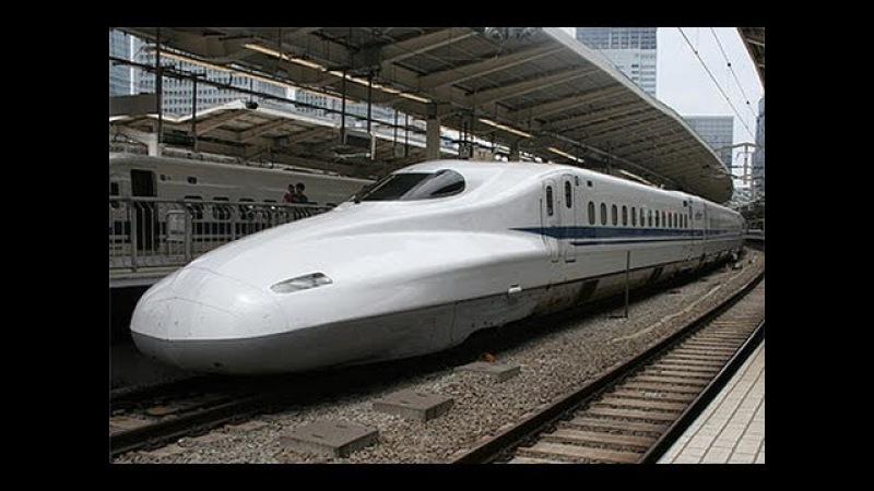 フルHD 東海道・山陽新幹線 Tōkaidō Sanyō Shinkansen のぞみ11号 東京 博多