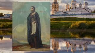 Сретение в Вологде образа преподобного Димитрия Прилуцкого