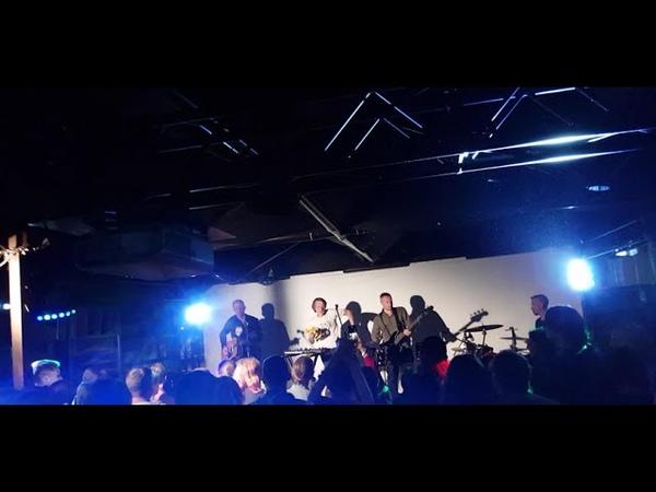 КУРАРА Босоногий Пёс Live in Gogol Club Moscow 06 09 2020