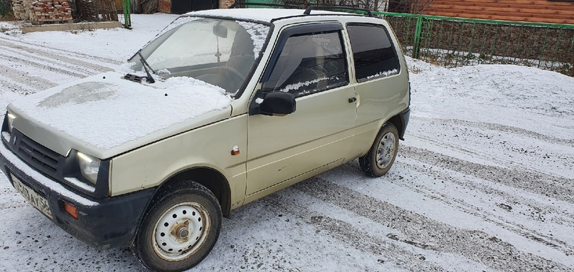Купить автомобиль ока 2007 год    Объявления Орска и Новотроицка №11219