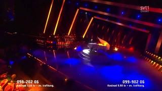 Bed on Fire - Ralf Gyllenhammar Final HD (Melodifestivalen 2013) Sweden