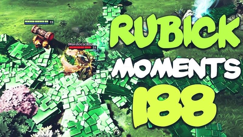Dota 2 Rubick Moments Ep. 188