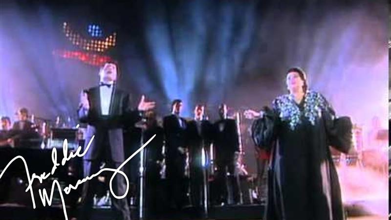 Freddie Mercury Montserrat Caballé - Barcelona (Live at La Nit, 1988 Remastered)