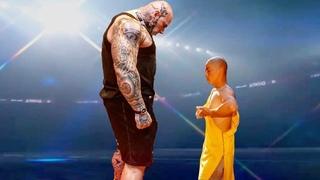 Кто победит? Невероятные способности монахов Шаолиня