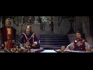 Prince Valiant (1954)  James Mason, Janet Leigh, Robert Wagner, Debra Paget