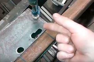 Калитка из металлопрофиля своими руками – схема + порядок выполнения работы, изображение №50