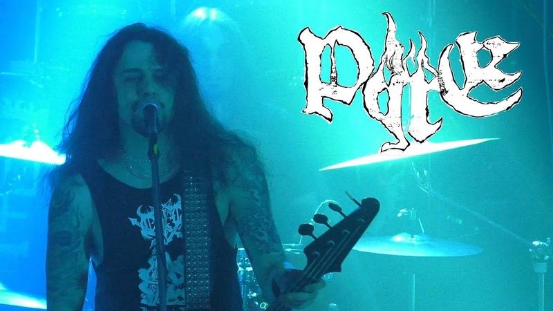 Pyre live Презентация нового альбома состоится 23 10 20 в клубе Сердце