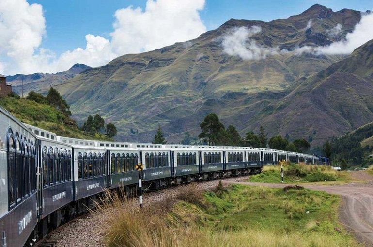 Роскошный отель-поезд Belmond Andean Explorer, изображение №2
