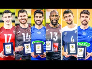 Dream team. fivb volleyball mens club world championship 2019.