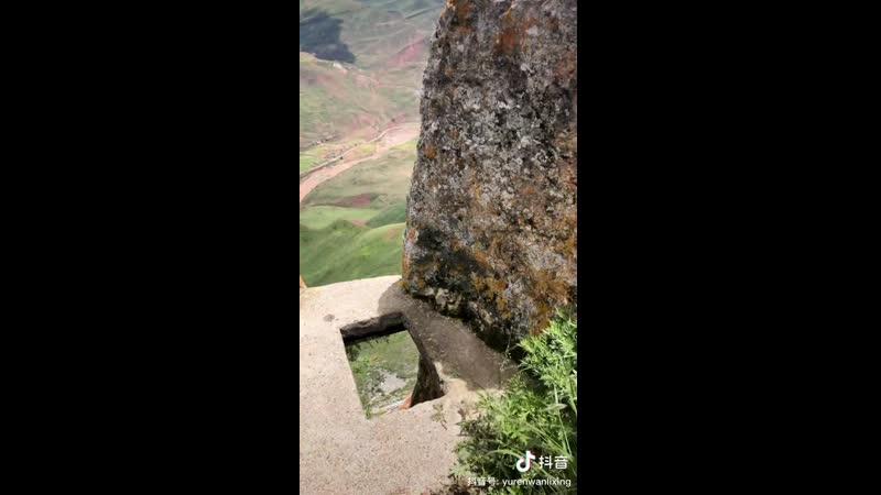 Туалет на вершине мира